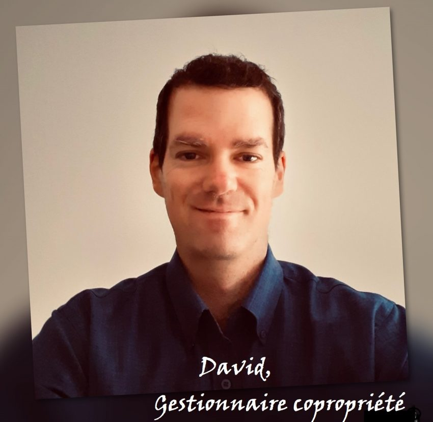 David, Gestionnaire copropriété