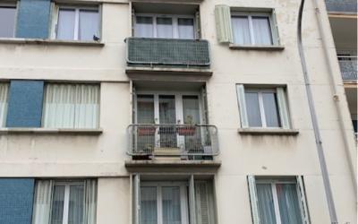 Facade-balcons